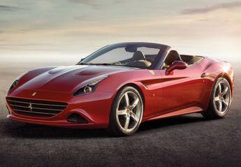 Precios del Ferrari California nuevo en oferta para todos sus motores y acabados
