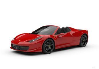Nuevo Ferrari 458 Spider