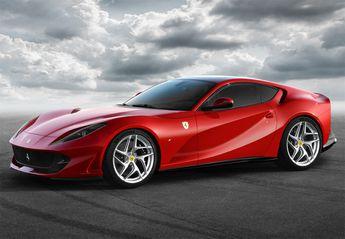 Nuevo Ferrari 812 GTS