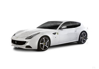 Nuevo Ferrari FF