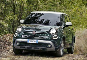 Nuevo Fiat 500L 1.4 Cross 95