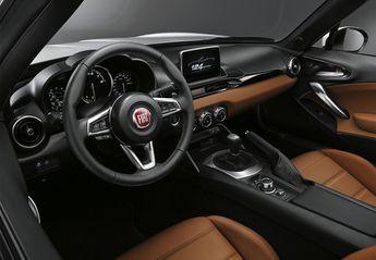 Nuevo Fiat 124 Spider 1.4 Multiair Lusso Aut. 140