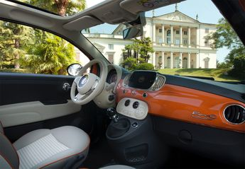 Nuevo Fiat 500 500C 1.2 Spiaggina´58