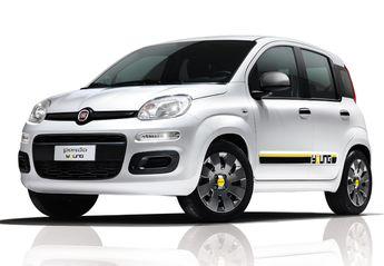Nuevo Fiat Panda 1.2 Gasolina/GLP Lounge