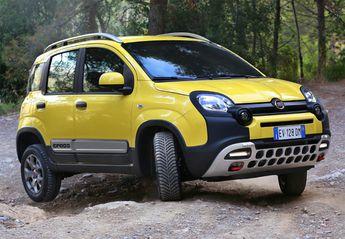 Nuevo Fiat Panda 1.3 4x4 Cross 95