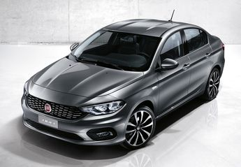Nuevo Fiat Tipo Sedan 1.6 Multijet II Lounge Plus
