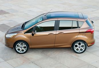 Nuevo Ford B-Max 1.6 Ti-VCT Titanium Powershift