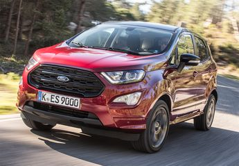 Nuevo Ford EcoSport 1.5 EcoBlue Titanium 125