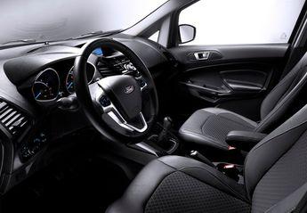 Precios del Ford EcoSport nuevo en oferta para todos sus motores y acabados