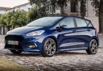 Nuevo Ford Fiesta 1.0 EcoBoost MHEV Active X Aut. 125