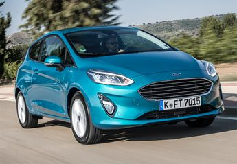 Nuevo Ford Fiesta 1.0 EcoBoost S/S Titanium 125