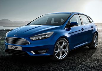 Nuevo Ford Focus 1.5 Ecoblue Titanium Aut. 120