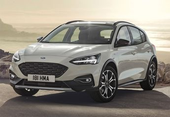 Nuevo Ford Focus 2.0Ecoblue Active Aut. 150