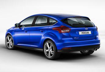 Nuevo Ford Focus 2.0TDCi Black&Red Edition 150
