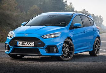 Nuevo Ford Focus RS Performance
