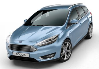 Nuevo Ford Focus Sb. 1.0 EcoB. Auto-S&S Titanium 125