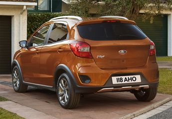 Nuevo Ford Ka + 1.5TDCi Active
