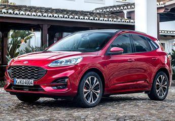 Precios del Ford Kuga nuevo en oferta para todos sus motores y acabados