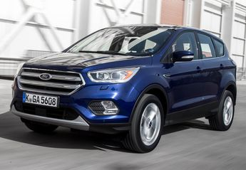 Nuevo Ford Kuga 2.0TDCI Auto S&S ST-Line Limited Edition 4x4 150