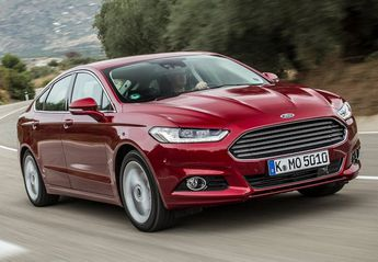 Nuevo Ford Mondeo 2.0TDCI ST-Line PS AWD 180