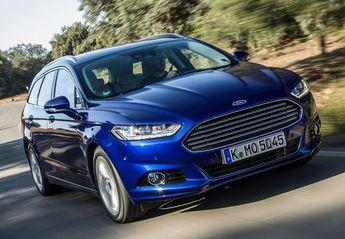 Nuevo Ford Mondeo SB 2.0TDCI Titanium PowerShift 150