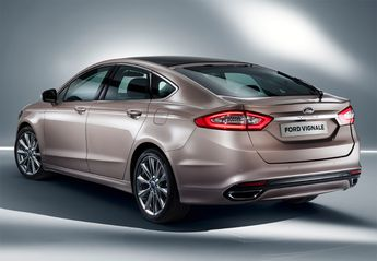 Nuevo Ford Mondeo Vignale  2.0TDCI PowerShift 180