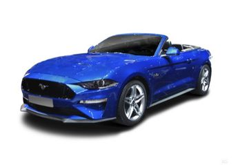 Nuevo Ford Mustang Convertible 5.0 Ti-VCT GT Aut.