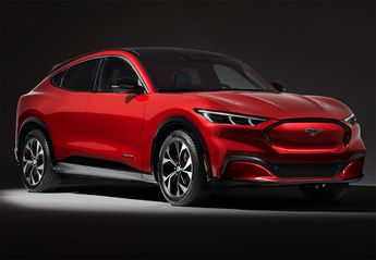 Nuevo Ford Mustang SUV Mach-E AWD Rango Estandar