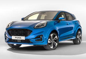 Nuevo Ford Puma SUV 1.0 EcoBoost MHEV Vignale Aut. 155