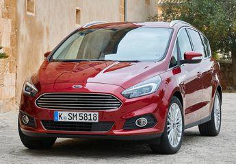 Precios del Ford S-Max nuevo en oferta para todos sus motores y acabados