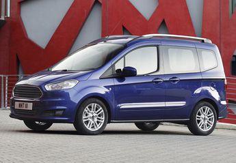 Ofertas del Ford Tourneo Courier nuevo
