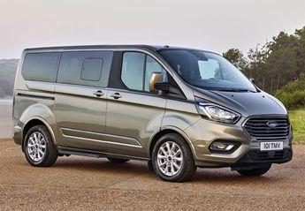 Nuevo Ford Tourneo Custom Shuttle Grand   2.0TDCI MHEV Titanium 185