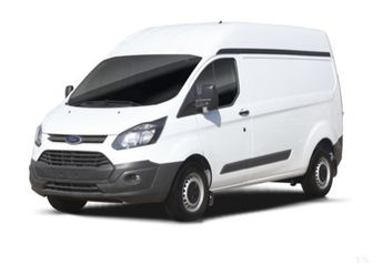 Nuevo Ford Transit Custom FT 340 L2 Van DCb. Ambiente 130