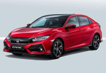 Precios del Honda Civic nuevo en oferta para todos sus motores y acabados