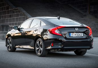 Nuevo Honda Civic Sedan 1.5 VTEC Turbo Elegance Navi