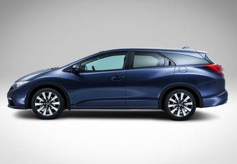 Nuevo Honda Civic Tourer 1.8 I-VTEC Elegance Navi Aut.