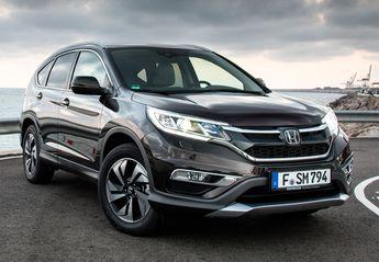 Precios del Honda CR-V nuevo en oferta para todos sus motores y acabados