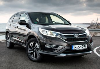 Nuevo Honda CR-V 1.6i-DTEC Executive 4x4 9AT 160