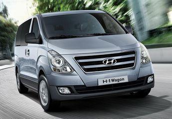 Precios del Hyundai H-1 nuevo en oferta para todos sus motores y acabados