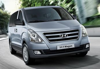 Nuevo Hyundai H-1 H1 Travel 2.5CRDi Tecno 136