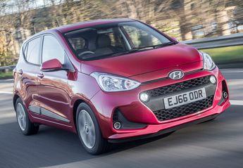 Nuevo Hyundai I10 1.2 MPI Tecno Edition Aut.