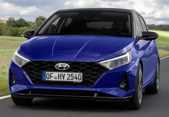 Nuevo Hyundai I20 1.2 MPI Klass