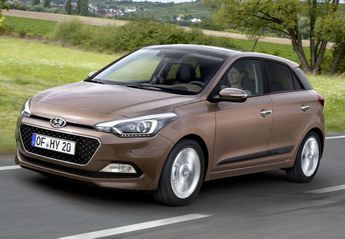 Nuevo Hyundai I20 1.4CRDI Go