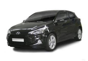 Nuevo Hyundai I20 Coupe 1.4CRDI Tecno Orange