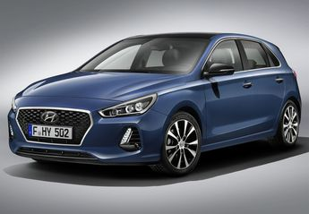 Nuevo Hyundai I30 1.6CRDi Style Lux 136