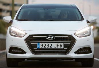 Nuevo Hyundai I40 1.7CRDI BD Tecno Sky DT 141