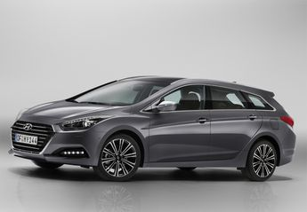 Nuevo Hyundai I40 CW 1.7CRDI BD Tecno 115