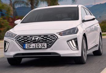 Nuevo Hyundai Ioniq HEV 1.6 GDI Tecno