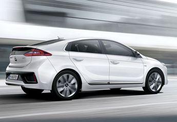 Nuevo Hyundai Ioniq PHEV 1.6 GDI Tecno White