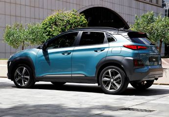 Nuevo Hyundai Kona 1.0 TGDI Style Sky Lime 4x2